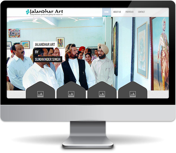 Jalandhar Art website